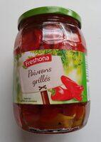 Poivrons grillés - Produit - fr
