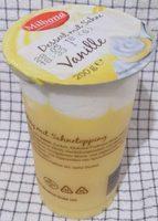 Dessert mit Sahne Vanille - Produkt