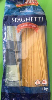 Spaghetti - Producte - fr