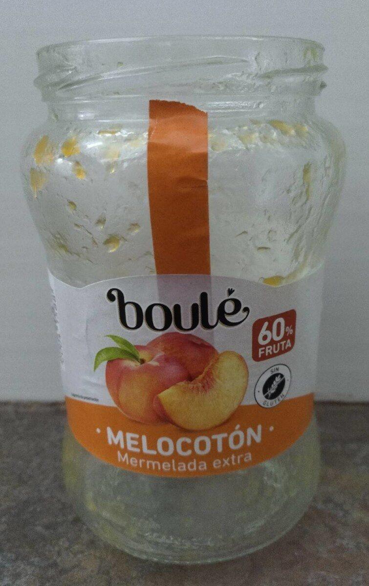 Mermelada extra de melocotón - 60% fruta sin gluten - Producto - es