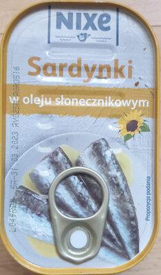 Sardinas - Produkt - fr