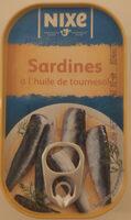Sardines - Produkt - fr