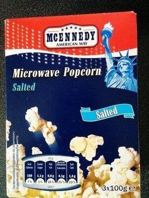 Microwave popcorn - Product - en