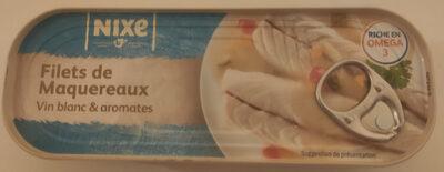 Filets de maquereaux aux vin blanc et aux aromates - Product - fr