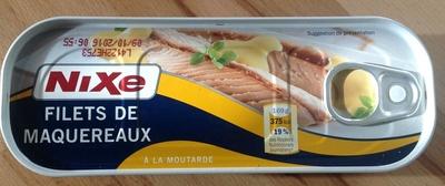 Filets de Maquereaux (A la Moutarde a l'ancienne) - Product