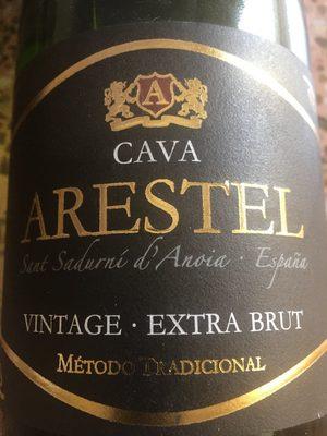 Cava Extra Brut Vintage - Producte