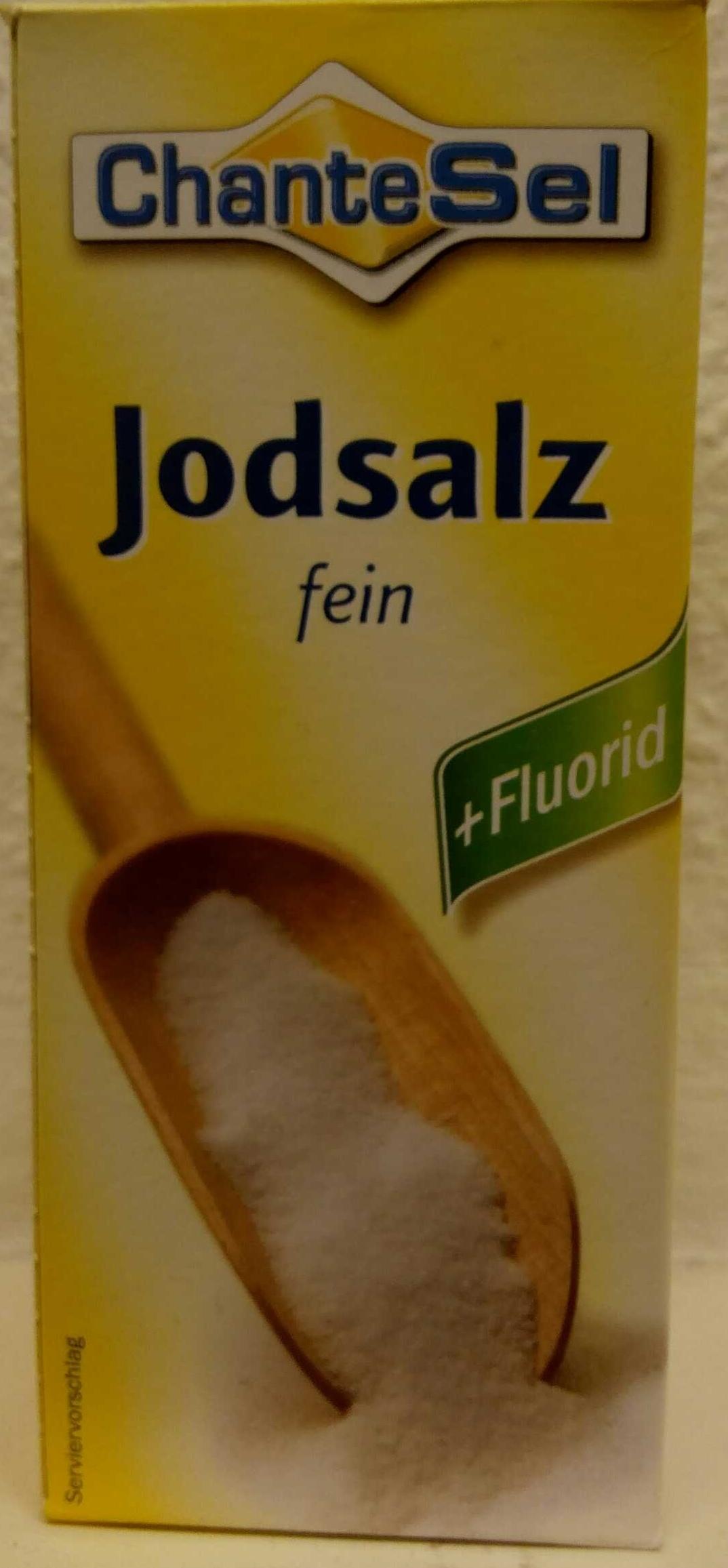 Jodsalz fein - Produkt