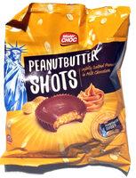 Peanutter Shots - Produit - fi