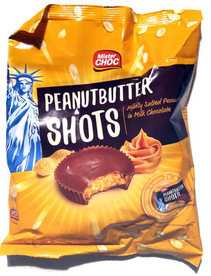 Peanutter Shots - Product - fi