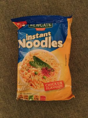 Pasta Oriental/ Noodles sabor a poll - Product - en