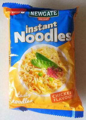 Pasta Oriental/ Noodles sabor a poll - Produit