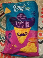 Tortilla goût sweet chili pepper - Product - fr