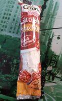 Saucisson sec aux noix - Product