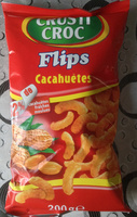 Flips Cacahuètes - Product