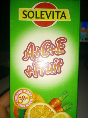 A+C+E+fruit - Producte