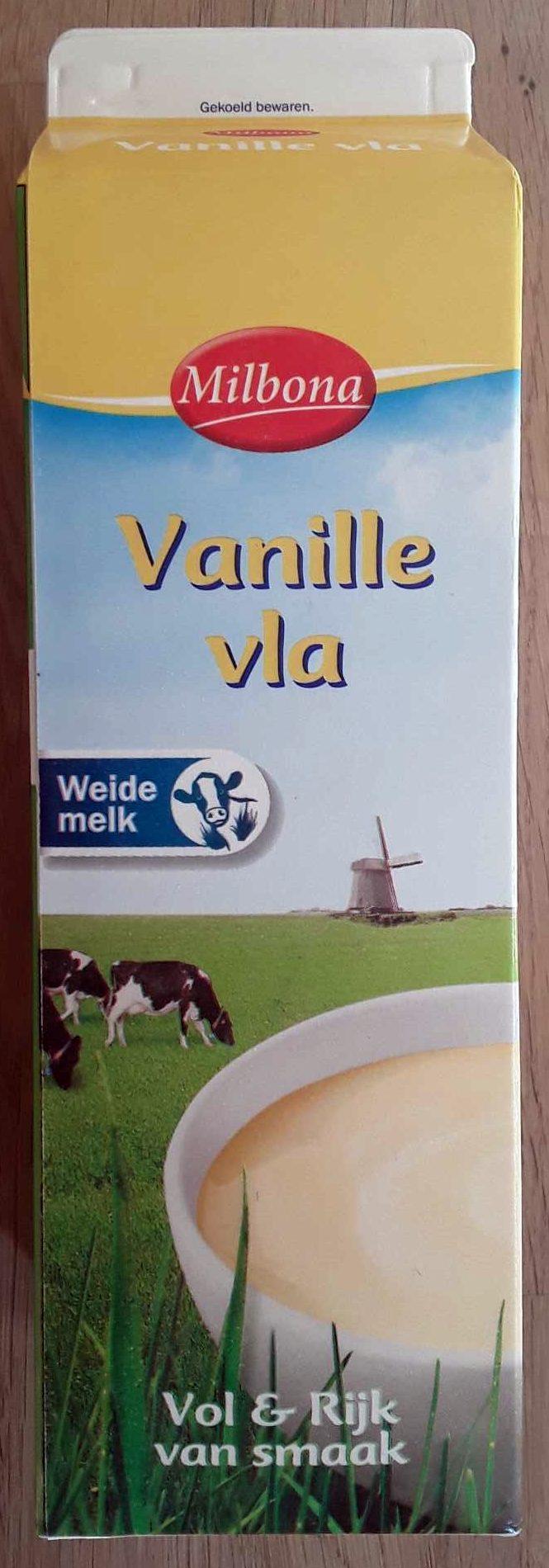 Vla met vanillesmaak - Product - nl