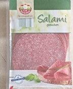 Salami geräuchert - Produkt