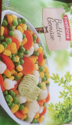 Buttergemüse - Produit - fr