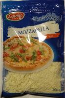 Mozzarella grated - Product - fi