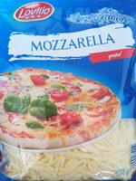Mozzarella - Prodotto - ro