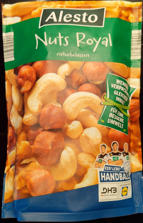 Nuts Royal naturbelassen - Produkt - de