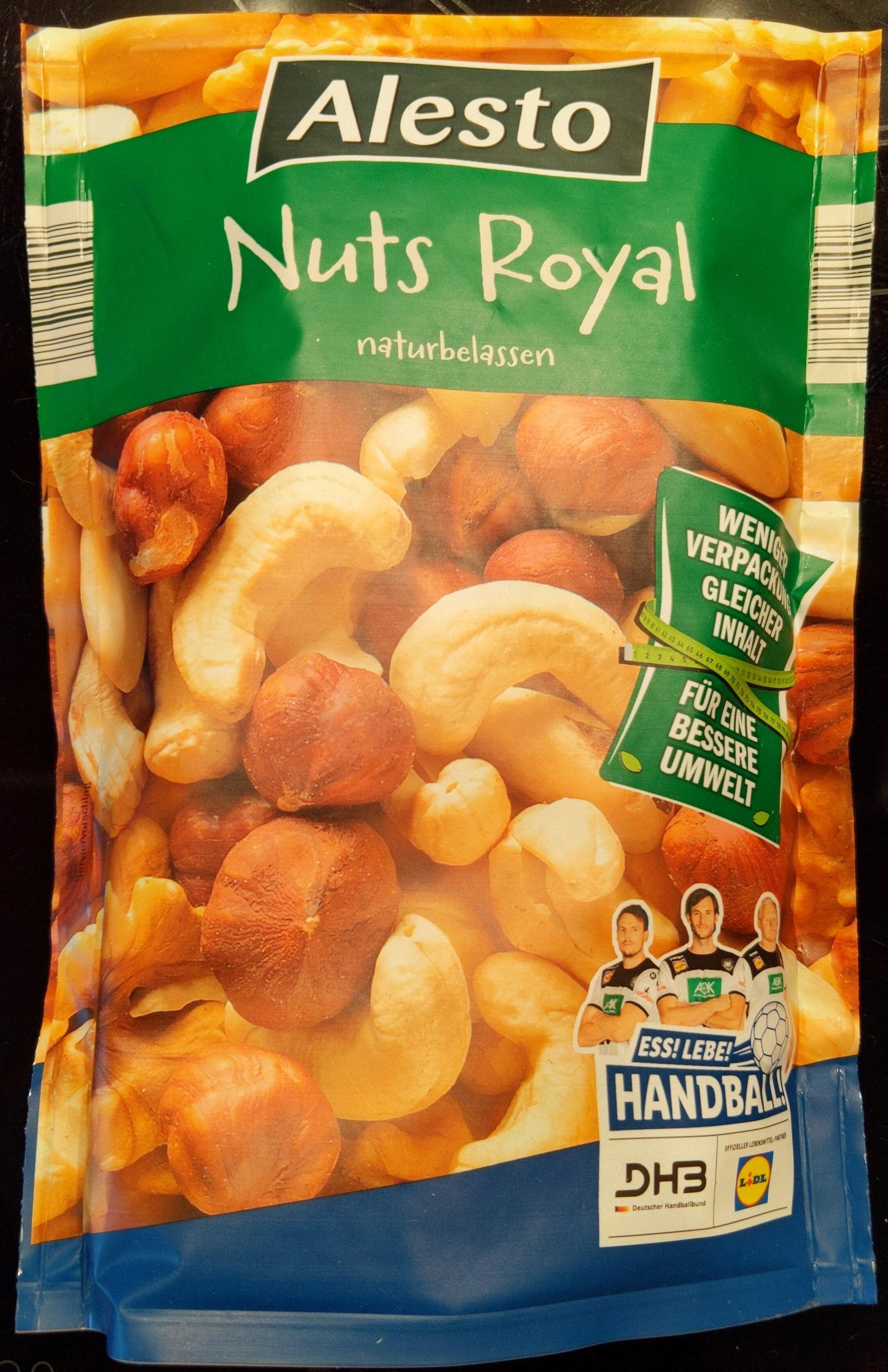 Nuts Royal naturbelassen - Product - en
