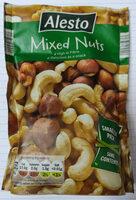 Mixed Nuts - Prodotto - en