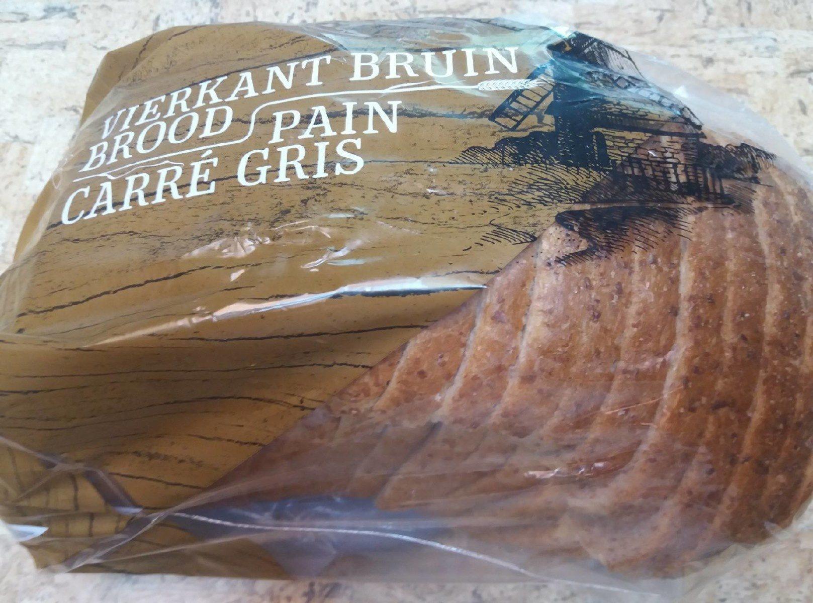 Pain carré gris - Product