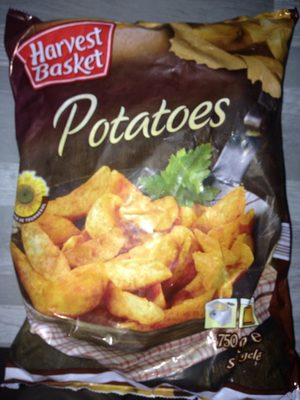 Potatoes - Produit