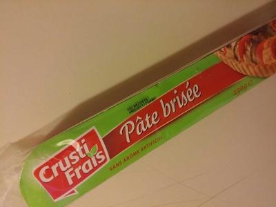 Pâte brisée - Product - fr