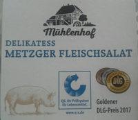 Metzger Fleischsalat - Product