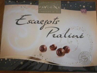 Escargots praliné - Product - fr