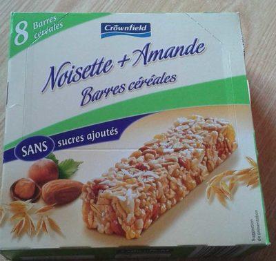 Barres céréales - Product - fr