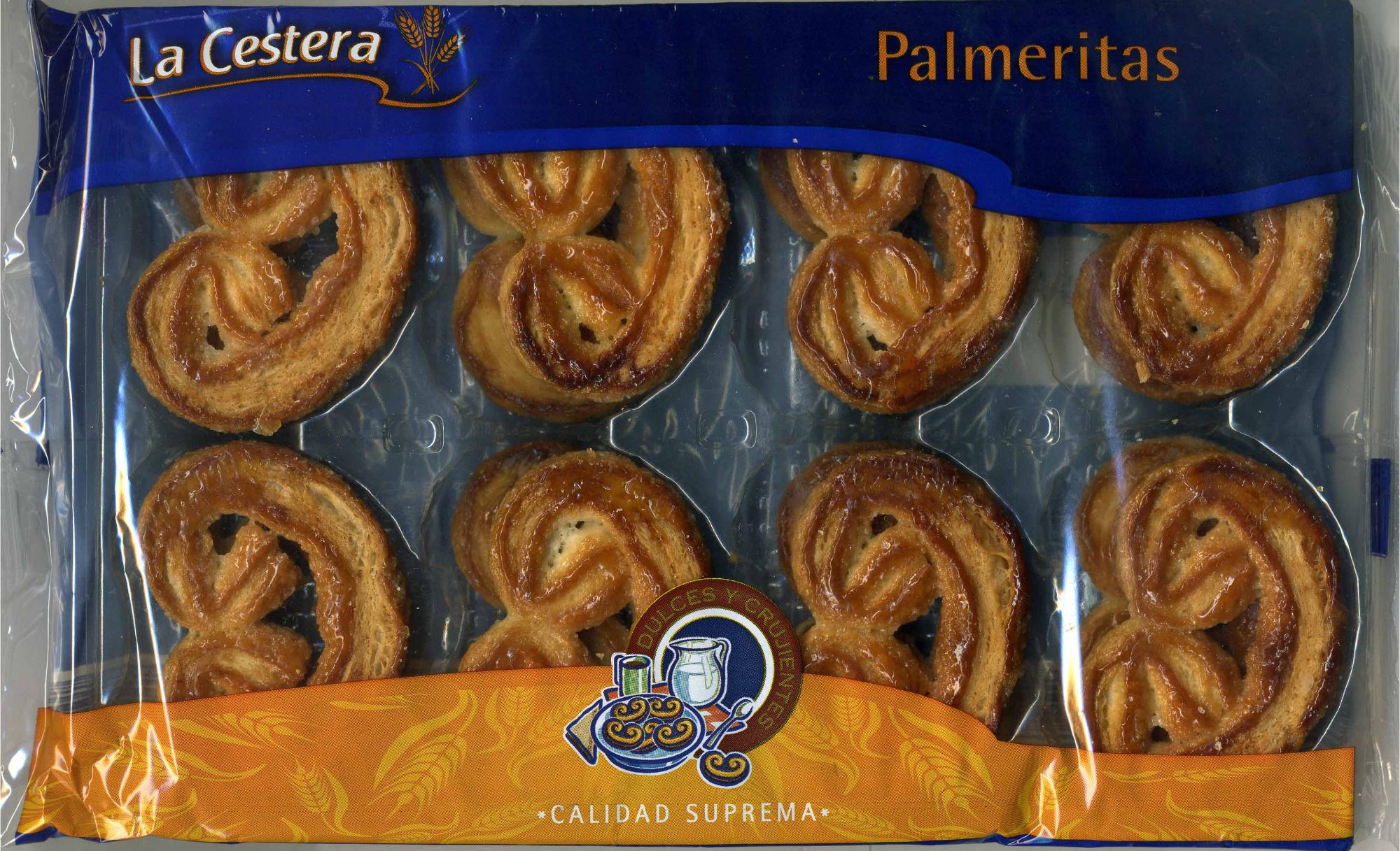 Palmeritas - Producto