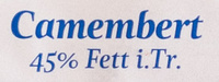 Camembert - Inhaltsstoffe