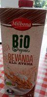 Bio Organic Oat Drink - Product - fr