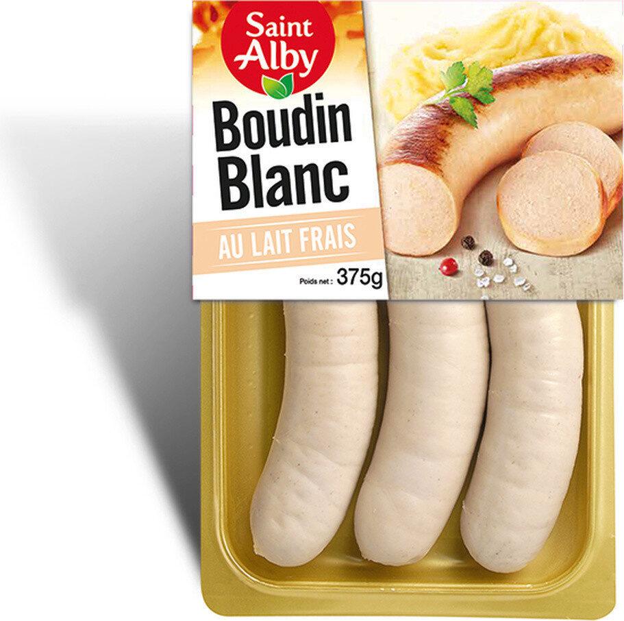 3 boudins blancs - Product - fr