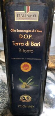 Olio di oliva D.O.P. Terra di Bari - Product - it