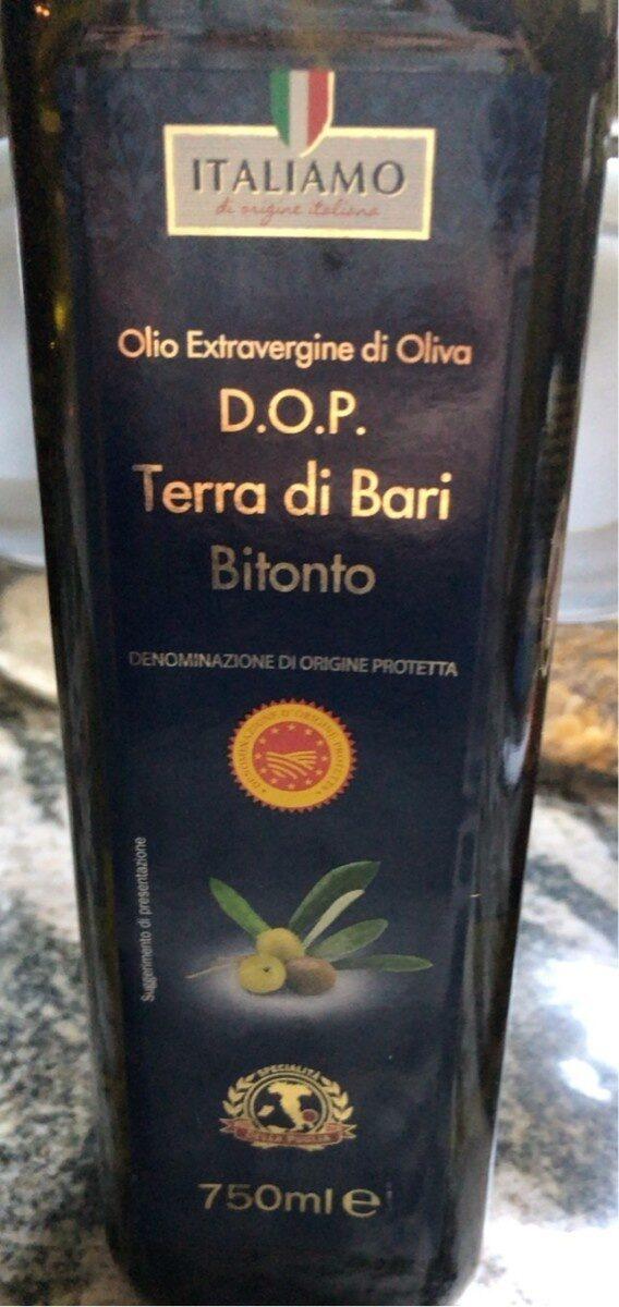Olio di oliva D.O.P. Terra di Bari - Prodotto - it