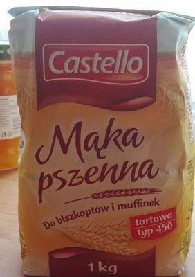 Mąka pszenna - Produkt - pl