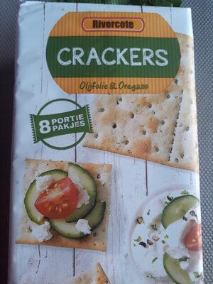 Crackers Olijfolie & Oregano - Product - nl