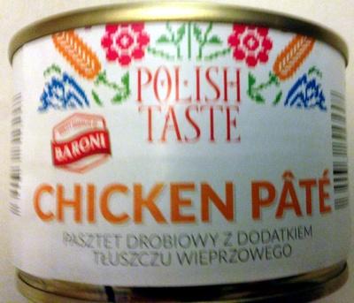 Chicken pâté - Product