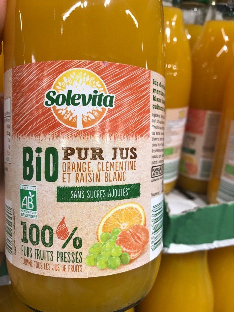 Bio pur jus - Product