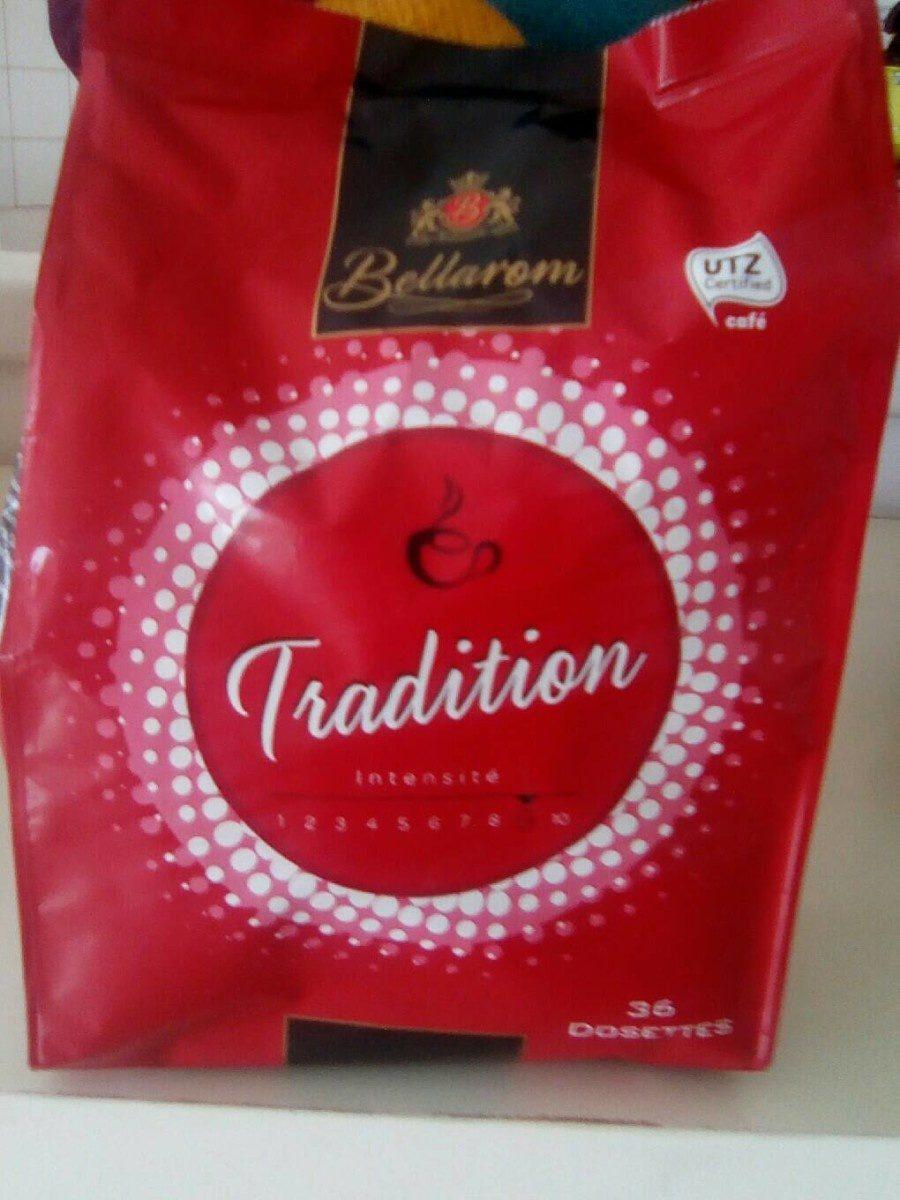 Dosettes café Tradition intensité 9 - Produit - fr