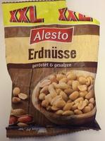 Arachidi tostate e salate - Produkt