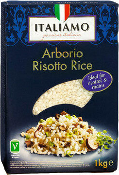 Riz à risotto - Product - fr