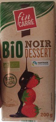 Bio noir dessert - Product - fr