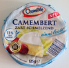 Camembert zart schmelzend - Product
