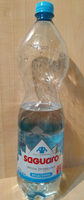 SAGUARO Naturalna woda źródlana - Produkt - pl