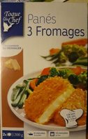 Panés 3 Fromages (x 2) - Product